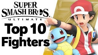 TOP 10 CHARACTERS TO BE EXCITED FOR - Super Smash Bros. Ultimate – Aaronitmar