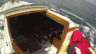 Sailing to Santa Catalina Island: Days 1 & 2 at Avalon Harbor