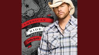 Toby Keith If You're Tryin' You Ain't