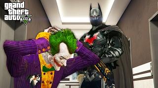 ULTIMATE BATMAN MOD!! (GTA 5 Mods)