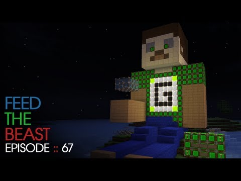 Minecraft Feed The Beast - E67 :: Guuuuude Got It