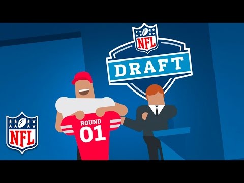 How the NFL Draft Works | #NFLDraft2016