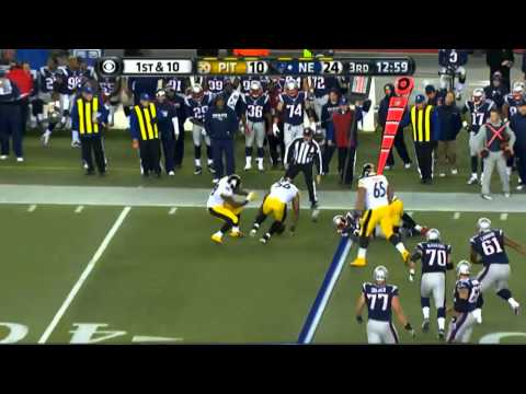 Week 9: New England Patriots Vs Pittsburgh Steelers Highlights video