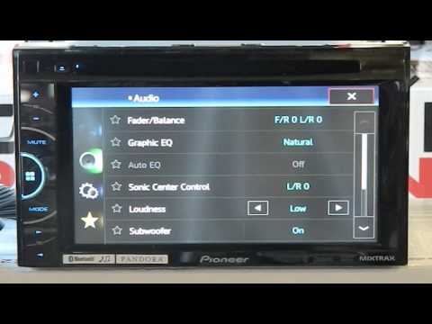 New Pioneer Avh-x2600BT @Car Stereo Warehouse