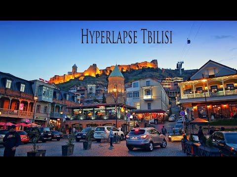 Hyperlapse - Tbilisi 2016 ©