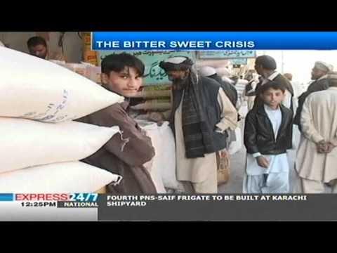 Rising sugar prices