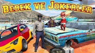 Örümcek Bebek ve Jokerler Süper Kahramanları Minecraft'a Götürecek Örümcek Bebek Maceraları