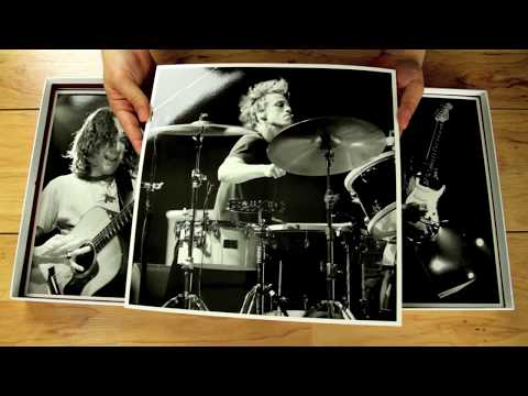 PEARL JAM - LIVE ON TEN LEGS - UK VINYL UNBOXING - CHARGE BACK FORWARD