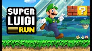 Luigi Plays : SUPER MARIO RUNNN
