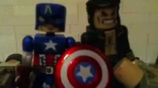 Marvel zombies 2 minimates lego stopmotion movie