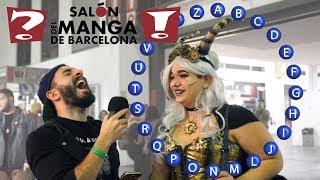 PASAPALABRA TROLL | SALÓN DEL MANGA 2017 BARCELONA