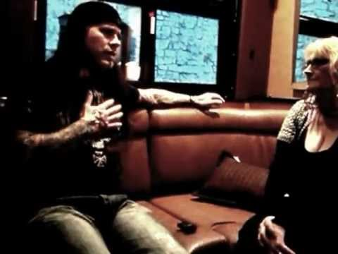 MACHINE HEAD - PHIL DEMMEL - Live Interview - Interviews from the Edge