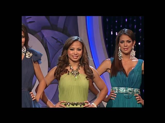 Eliminacion Final de Nuestra Belleza Latina 2010