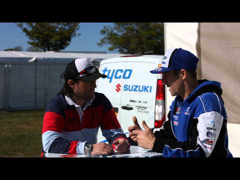 Chad's TT Video Diary: Josh Brookes Interview | TT | Motorcyclenews.com