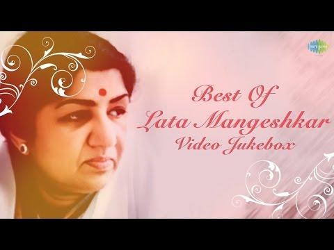 Best Of Lata Mangeshkar Hindi Movie Video Songs Old Bollywood Songs