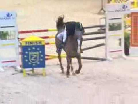 Showjumping Easy? Definetly Not!*
