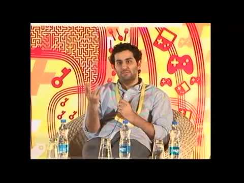 #NAMA: Satyan Gajwani On Times Internet's Changing Avatar - YouTube