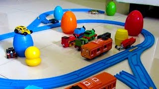 Thomas The Train Engine Hot Wheels Cars Kids Playtime Fun at Home