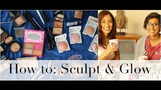 Beauty Natter with Nadira - How to Sculpt & Glow for Indian/Brown Skin