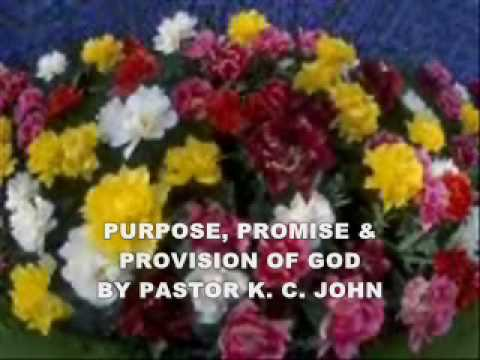 Living Word. ..malayalam Christian  Speech...........by Pastor K .c .john (part 2 Of 6) video