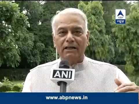 PM Manmohan Singh only makes promises: Yashwant Sinha