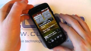 HTC One S Z520e Android Smartphone Unboxing