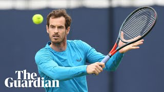 Andy Murray hopes to return to singles tennis