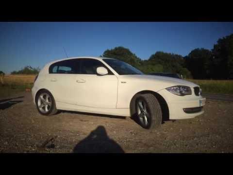 BMW e87 116i sport review