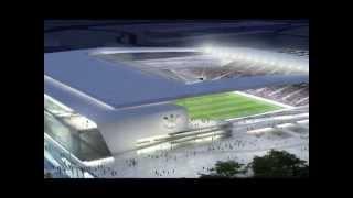 New Corinthians Stadium São Paulo - FIFA World Cup 2014 Brazil