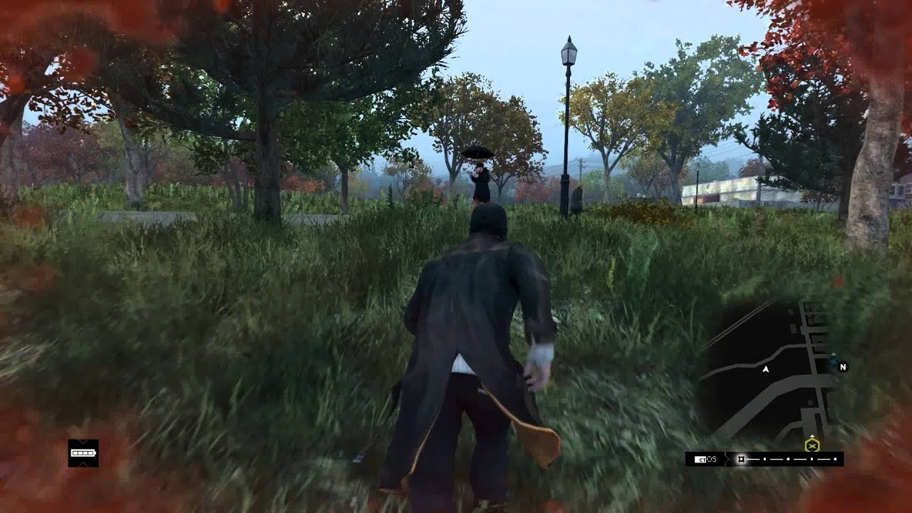 Watch Dogs  Pc Bad Performance