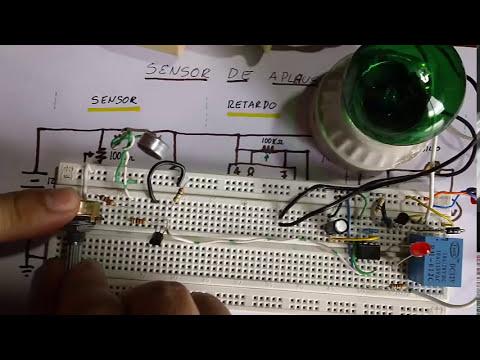 Sensor Aplausos Temporizado (Como se hace)