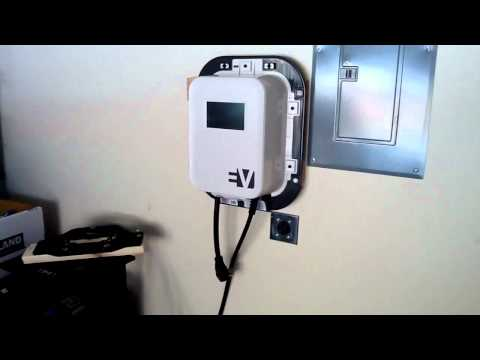 Electric Car Charger Home Installation