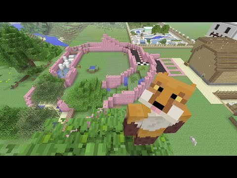 Minecraft Xbox One - Preparing For Pig Racing (14)