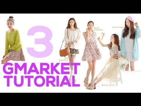 韓國gmarket新手入門教學3 -付款.送貨.運費/團購/集運2013