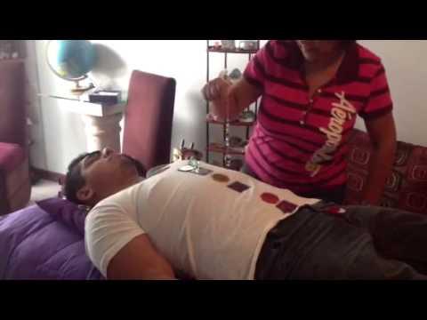 Terapia de chacras