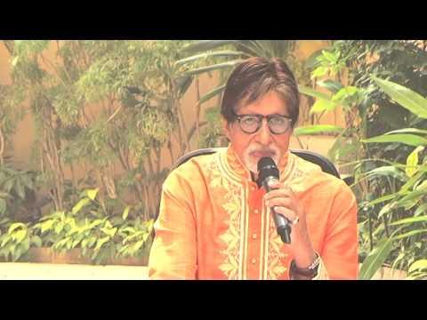 72nd Birthday Celebrations Of Amitabh Bachchan video