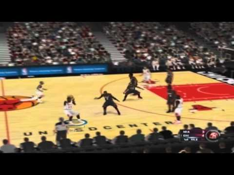 NBA 2K12 Wii Review   Gameplay HD