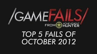 Game Fails_ Best 5 Fails of October 2012