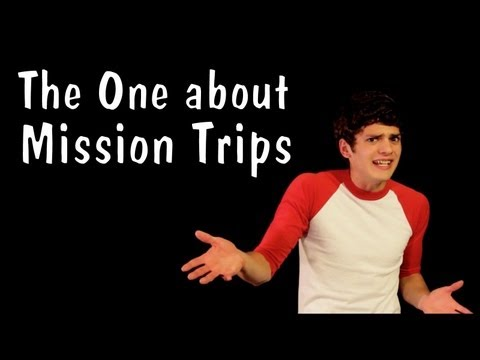 Messy Mondays: The One About Missions Trips