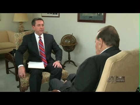 Bob Dole on turning 90 years old