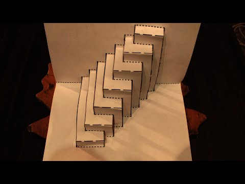 5 Amazing Paper Tricks And Illusions!