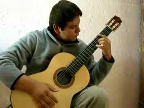 Барриос Мангоре Агустин - Cueca Danza Chilena