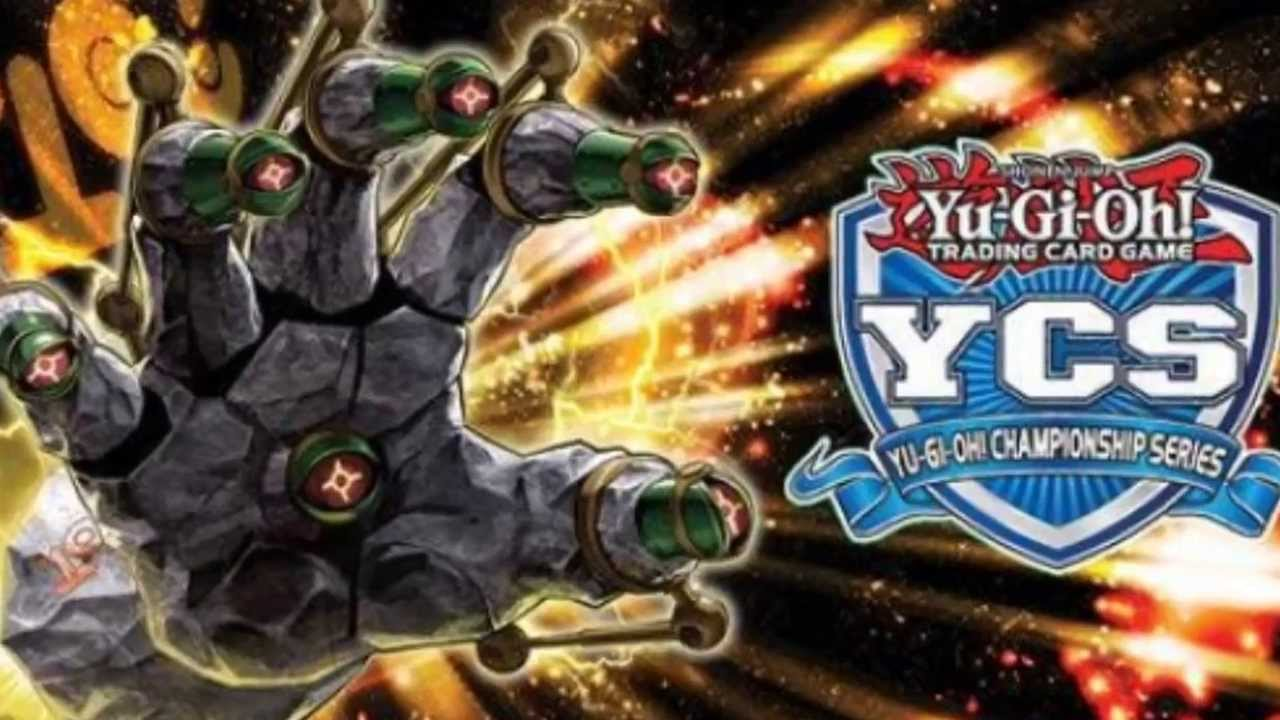 Yugioh Number 106 Number 106 Giant Hand