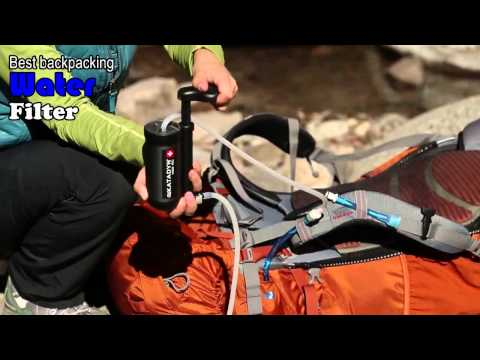 Best Backpacking Water Filter - See Why Backpackers Love This!