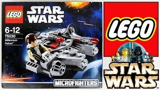 LEGO Star Wars | Набор 75030 Тысячелетний сокол Millennium Falcon | microfighters