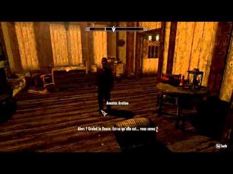 The Elder Scrolls 5 : Skyrim - Trucs et Astuces : Comment entrer dans la guilde