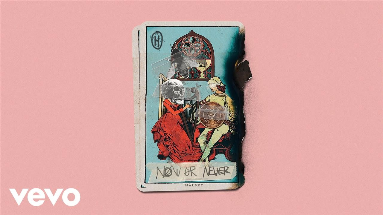 Halsey - Now Or Never (Audio)