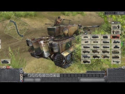 В тылу врага 2 патч 1.11.6 с модом Brothers of War, сетевая игра 4 игрока н