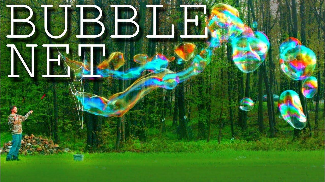 Largest Soap Bubble World's Largest Giant Bubble