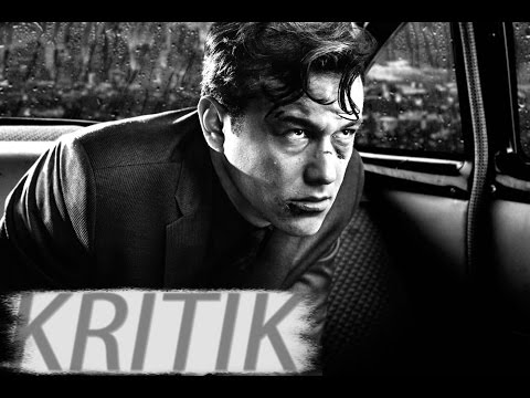 Sin City 2: A Dame to Kill For (2014) - Kritik & Trailer // FilmRadio